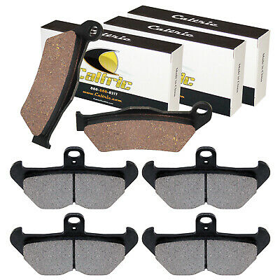 FRONT & REAR BRAKE PADS Fits BMW R1100R R1100RT 1993-2001
