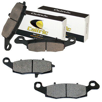 FRONT & REAR BRAKE PADS Fits KAWASAKI Vulcan 900 VN900 Custom 2007-2017