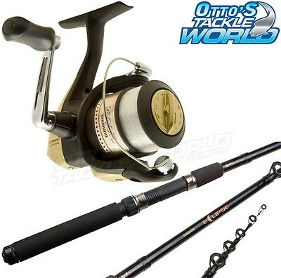 Shimano Rod & Reel Combo (Hyperloop 2500FB Reel/Eclipse Telo 60 Rod) BRAND NEW