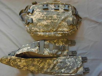 US Army BAG TC3 V1 COMBAT CASUALTY CARE ACU TOP Molle II EMS IFAK  MARPAT