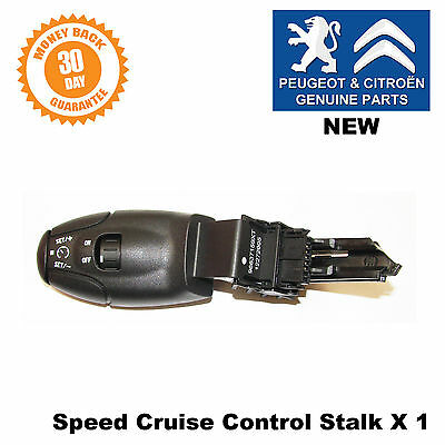 Peugeot Speed Cruise Control Stalk Switch 308 607 807 2008 Partner 6242Z9 New X1
