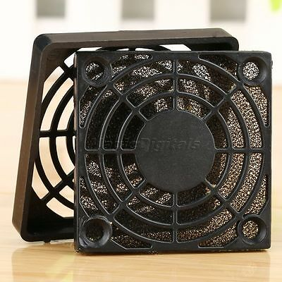 50mm Dustproof PC Computer Fan Cooling Dust Filter Guard Protector Case Cover