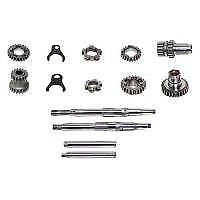 Andrews 210550 Gear Set Close Ratio Suit Big Twin 77-86 4spd Harley or Custom
