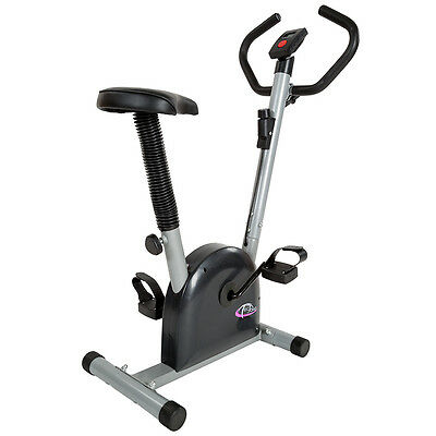 Magnetic exercise bike cardio aerobic fitness workout home cycling machine new