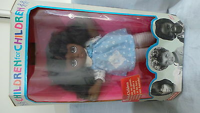 Children for Children Doll - Save the Children Foundation - Croner Toys