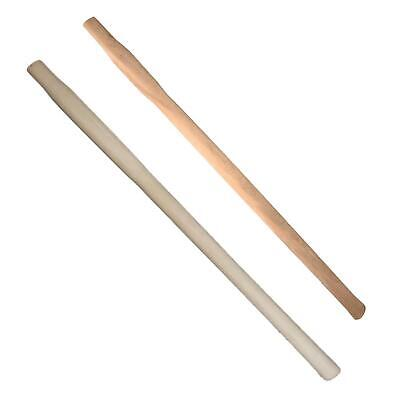 WOODEN SLEDGE HAMMER SHAFT HANDLE 750 and 900mm 7lb 10lb 14lb heads
