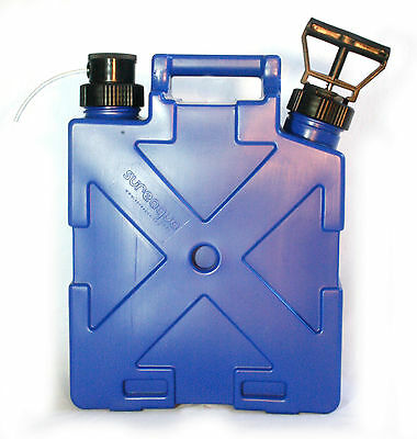 JerryCan{ Portable lightweight Water Filter -Reuseable upto 25000 gallons