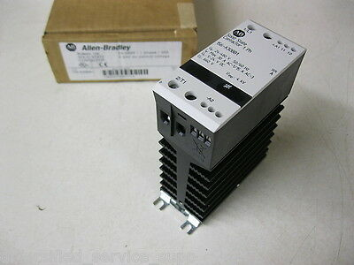 ALLEN BRADLEY 156-A30BB1 Solid State Contactor 30 amp 1 pole 5-24 vdc control
