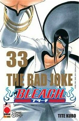 PM2631 - Planet Manga - Bleach 33 - Nuovo - Ristampa !!!