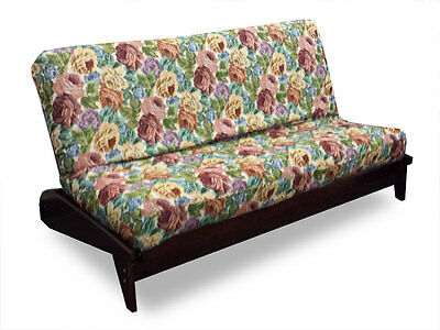 Premium Heavy Texture Futon Cover PF103 - Handmade in USA - All Sizes