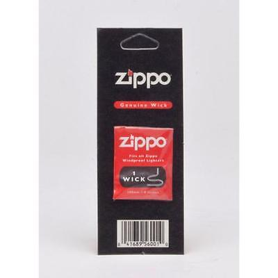 Zippo Lighter Wick Wick Card With One Wick 2425 Free Shipping New