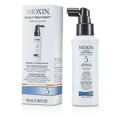 Nioxin System 5 Scalp Treatment For Medium to Coarse Hair, Normal to 100ml