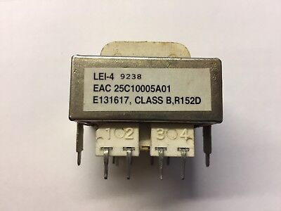 Genuine Replacement Part Power Transformer 72869-203-751    M65