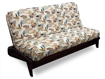 Premium Heavy Texture Futon Cover PF106 - Handmade in USA - All Sizes