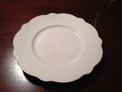 W.H. Grindley & Co White Side Plate