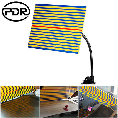 Pro Line Board Dent Reflector PDR Tools Paintless Dent Repair Removal Auto Body
