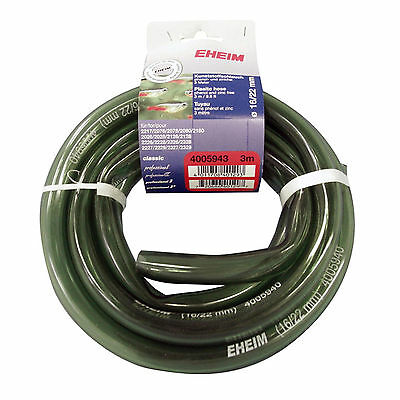 EHEIM 16/22mm GREEN TUBING 3M ROLL. AQUARIUM PIPE HOSE