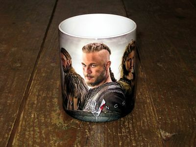 Vikings TV Show Great New Advertising MUG