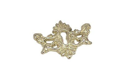 Keyhole Cover Plate Antique Keyhole Cover Plate Victorian Furniture Escutcheon