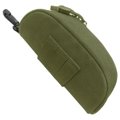 Condor Military Sunglasses Carry Case Molle Airsoft Operator Hunting Olive Drab