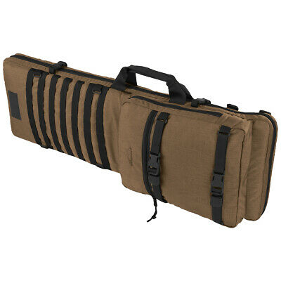 WISPORT 100cm RIFLE COVER CORDURA Fall MOLLE Jagd RUCKSACK Pistole AIRSOFT BROWN