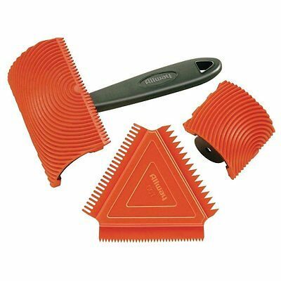 ALLWAY TOOLS GT3 Wood Graining Tool Kit