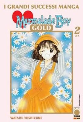 PM2696 - Planet Manga - Marmalade Boy Gold Deluxe 2 - Nuovo !!!