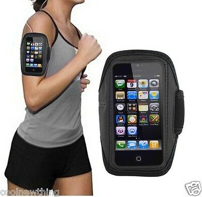 Jogging Running GYM Sport Armband Holder Pouch Case For iPhone 6S Plus 6 Plus