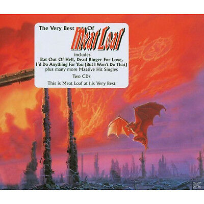 Meat Loaf - THE VERY BEST OF [CD]