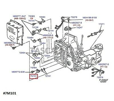 2007 Ford Fusion Engine Diagram Ford Fusion Transmission Wiring