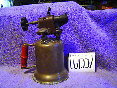 turner brass works since 1871 sycamore ill blow torch gas gasoline white gas
