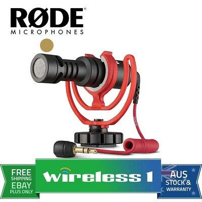 Rode VideoMicro Compact On-Camera Microphone (VMICRO)