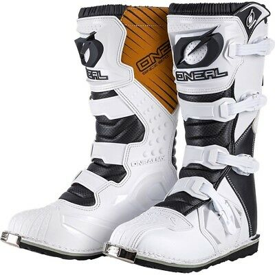 Oneal NEW 2017 Mx Rider Boot Dirt Bike Adult Moto Cheap White Motocross Boots