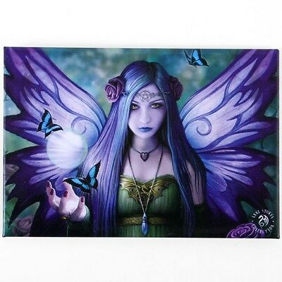 Mystic Aura. Fridge Magnet. Designed by Anne Stokes. Fairy, Fantasy.