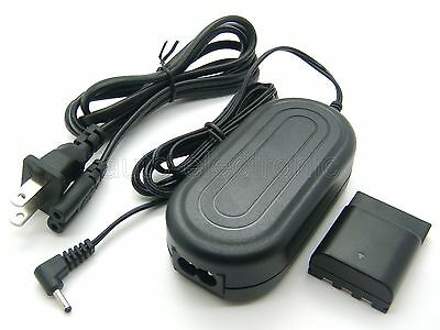 AC Power Adapter Charger For CANON PowerShot S1 S2 S3 IS G7 G9 S80 S45 ACK-DC20
