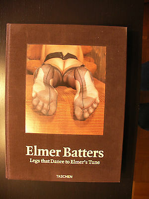 Elmer Batters..Buch..Legs that Dance to Elmer`s Tune...SEXY-NYLONS-Fuß Erotic !!
