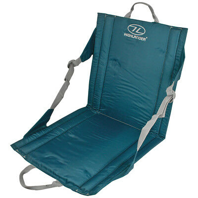 Outdoor Seat - Portable & Lightweight - Back Support
