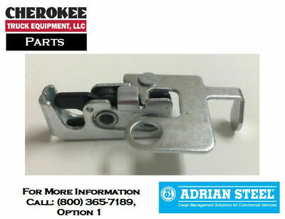 adrian steel 28333-0, push button lock cylinder assembly & key for ...