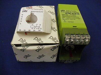 Safety Relay Pilz 477054