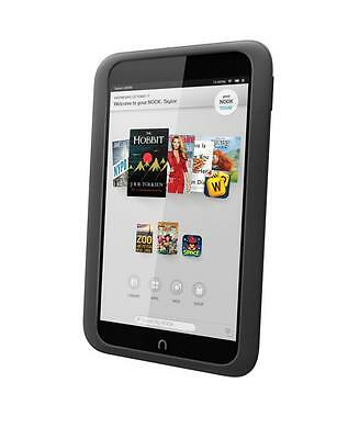 Barnes & Noble Nook HD 7'' 8GB WiFi Android Tablet eReader Smoke BNTV400   NEW