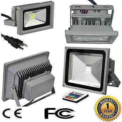 10W 20W 30W 50W 70W 100W Flood Light Spotlight Landscape Outdoor Lamp Waterproof