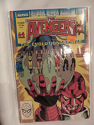 #17 The Avengers Annual 1988  Marvel Comics A082