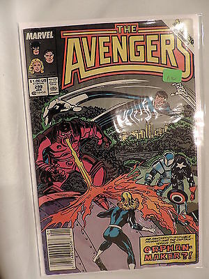 #299 The Avengers 1989 Marvel Comics A101