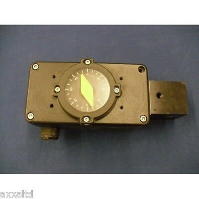 Pneumatic Positioner Oracle 7931PD3156P2A00 USED UNIT