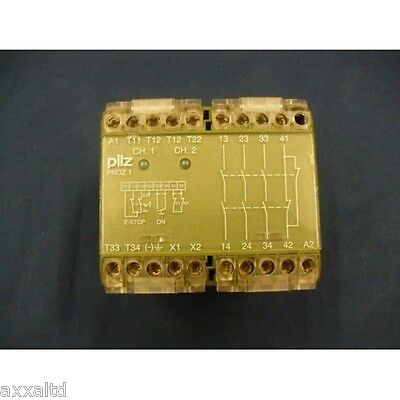 Safety Relay Pilz 475650 USED UNIT