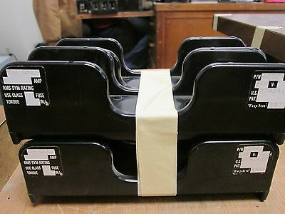 Taylor / Gould  Fuse Block  60326  30A  600V  Lot of 4  Used