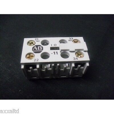 Auxiliary Contact Allen Bradley 195-MB11