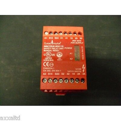 Safety Relay Guardmaster MSR11R