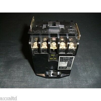 Control Relay Square D 8501-GD0-40