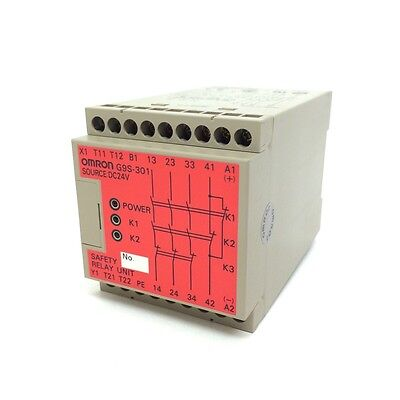 Safety Relay Omron G9S-301 G9S301